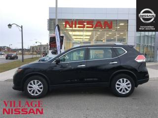 Used 2015 Nissan Rogue S ALL WHEEL DRIVE for sale in Unionville, ON