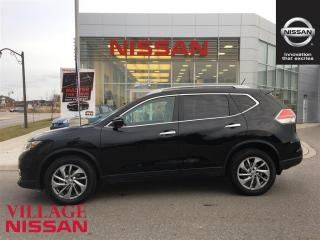 Used 2015 Nissan Rogue SL - Leather|AroundView|Blind for sale in Unionville, ON