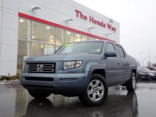 Used 2007 Honda Ridgeline EX-L for sale in Abbotsford, BC