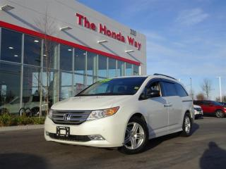 Used 2013 Honda Odyssey Touring for sale in Abbotsford, BC