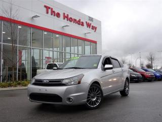 Used 2010 Ford Focus SEDAN SES for sale in Abbotsford, BC