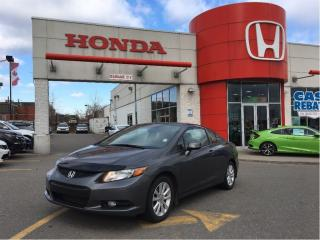 Used 2012 Honda Civic COUPE EX, SOLD for sale in Scarborough, ON
