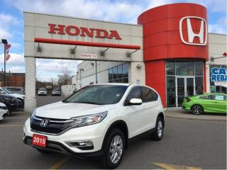 Used 2015 Honda CR-V EX-L, leather, sunroof, original Roadsport beauty for sale in Scarborough, ON