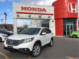 Used 2014 Honda CR-V EX, original Roadsport beauty for sale in Scarborough, ON