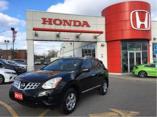 Used 2013 Nissan Rogue S, one owner, clean carproof report for sale in Scarborough, ON