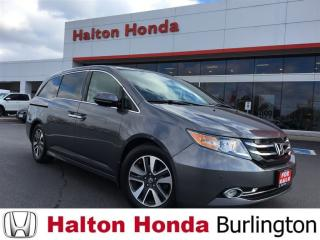 Used 2014 Honda Odyssey Touring for sale in Burlington, ON