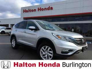 Used 2015 Honda CR-V EX for sale in Burlington, ON