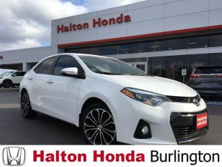 Used 2014 Toyota Corolla - for sale in Burlington, ON