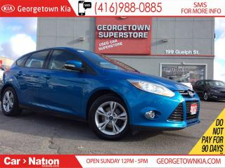Used 2012 Ford Focus SE | ALLOYS | FOGS | HATCHBACK | for sale in Georgetown, ON