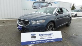 Used 2017 Ford Taurus SHO for sale in Stratford, ON