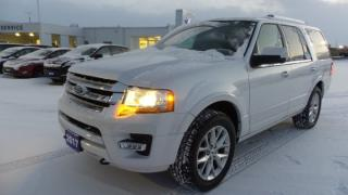 Used 2017 Ford Expedition Limited  for sale in Stratford, ON