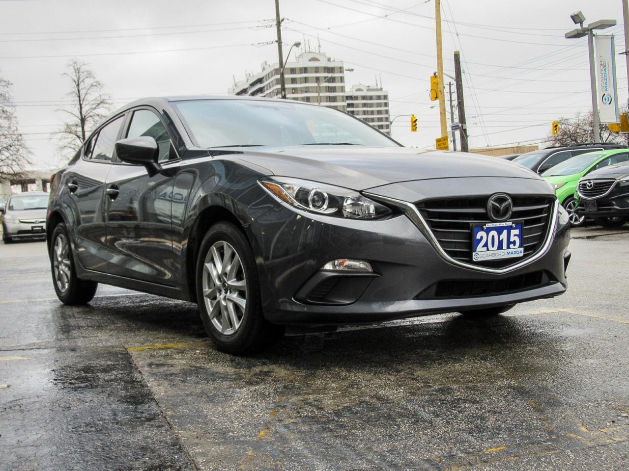 2015 Mazda MAZDA3 GS/ HEATED MAZDA CERTIFIED