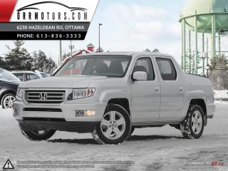 Used 2014 Honda Ridgeline TOURING for sale in Stittsville, ON