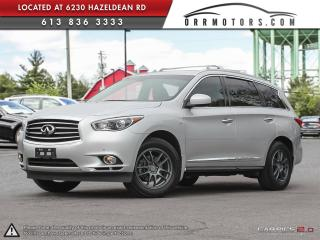 Used 2014 Infiniti QX60 AWD for sale in Stittsville, ON
