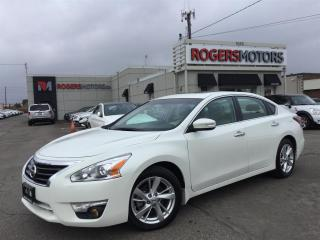 Used 2015 Nissan Altima 2.5SL - NAVI - REVERSE CAM - LEATHER for sale in Oakville, ON