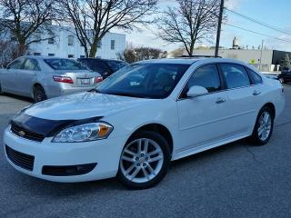 Used 2011 Chevrolet Impala LTZ **One Owner Accident Free** for sale in Cambridge, ON