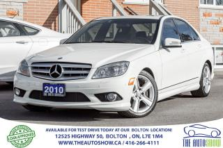 Used 2010 Mercedes-Benz C 300 C 300 NAVI 4MATIC BACK UP SENSOR for sale in Caledon, ON