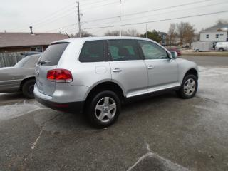 Used 2007 Volkswagen Touareg for sale in Orillia, ON