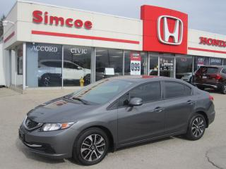 Used 2013 Honda Civic EX for sale in Simcoe, ON