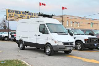 Used 2006 Dodge Sprinter FREEZER UNIT for sale in Brampton, ON