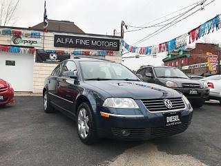 Used 2005 Volkswagen Passat GLS TDI LOW KM ((CERTIFIED)) for sale in Hamilton, ON