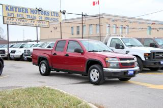 Used 2006 GMC Canyon LT Z85 for sale in Brampton, ON