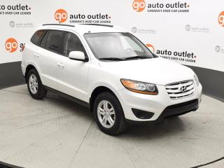 Used 2010 Hyundai Santa Fe GL 2.4 for sale in Edmonton, AB