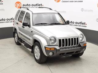Used 2004 Jeep Liberty Sport for sale in Edmonton, AB