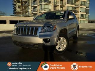 Used 2011 Jeep Grand Cherokee LAREDO, BC VEHICLE, GREAT CONDITION, LOW MILEAGE, FREE LIFETIME ENGINE WARRANTY! for sale in Richmond, BC