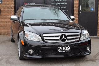 Used 2009 Mercedes-Benz C-Class C230 4Matic *ACCIDENT FREE| LOADED | CERTIFIED* for sale in Scarborough, ON