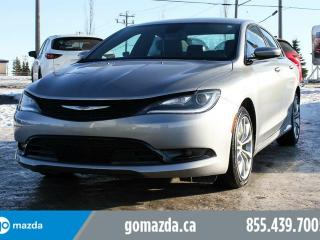 Used 2016 Chrysler 200 S for sale in Edmonton, AB