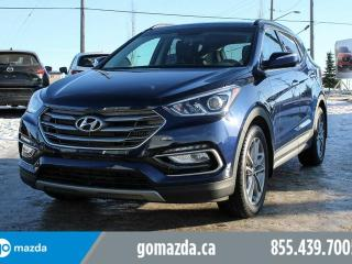 Used 2017 Hyundai Santa Fe Sport 2.0T SE AWD LIKE NEW! FULLY LOADED for sale in Edmonton, AB
