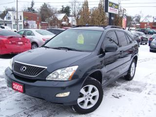 Used 2007 Lexus RX 350 Leather,Loaded,AWD for sale in Kitchener, ON