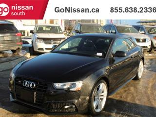 Used 2015 Audi S5 3.0T Progressiv for sale in Edmonton, AB