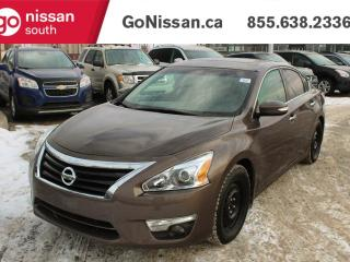 Used 2014 Nissan Altima 2.5 SL for sale in Edmonton, AB