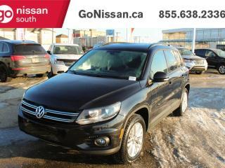 Used 2016 Volkswagen Tiguan Comfortline 4dr All-wheel Drive 4MOTION for sale in Edmonton, AB