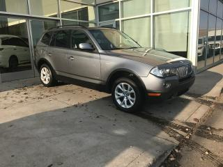 Used 2010 BMW X3 xDrive28i for sale in Edmonton, AB