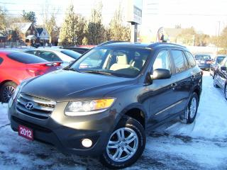 Used 2012 Hyundai Santa Fe GL,AWD,Alloys,Tinted,Fog lights for sale in Kitchener, ON