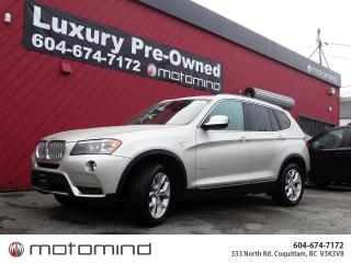 Used 2012 BMW X3 28i for sale in Coquitlam, BC