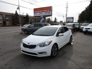 Used 2014 Kia Forte EX for sale in Scarborough, ON