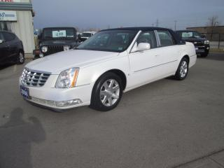 Used 2006 Cadillac DTS CLASSIC for sale in Hamilton, ON