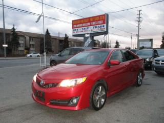 Used 2012 Toyota Camry SE for sale in Scarborough, ON