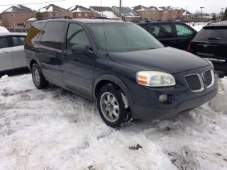 Used 2009 Pontiac Montana w/1SB for sale in Oshawa, ON
