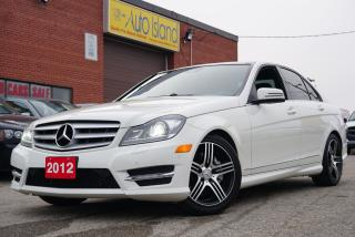 Used 2012 Mercedes-Benz C 300 Navi,Camera,Bluetooth for sale in North York, ON