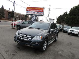 Used 2010 Mercedes-Benz ML 350 ML 350 BlueTEC for sale in Scarborough, ON