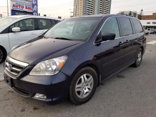 Used 2007 Honda Odyssey Touring, Nav, DVD, Sunroof for sale in Scarborough, ON