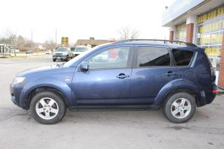 Used 2008 Mitsubishi Outlander LS for sale in Oakville, ON