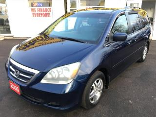 Used 2005 Honda Odyssey EX-L / 7-passenger / Leather / Sunroof for sale in Scarborough, ON