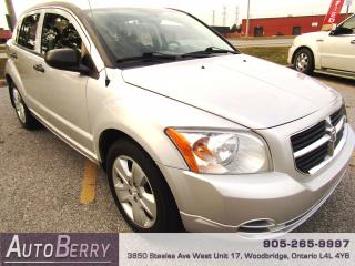 Used 2008 Dodge Caliber SXT - 2.0L - FWD for sale in Woodbridge, ON