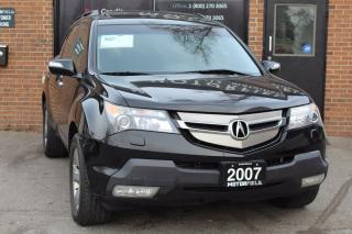 Used 2007 Acura MDX Elite Pkg *NAVI, REAR CAM, 7 PASS, CERTIFIED* for sale in Scarborough, ON